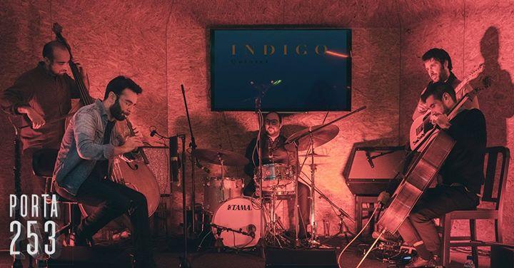 Indigo Quintet Ao Vivo na Porta 253 - Mosteiro de Tibães