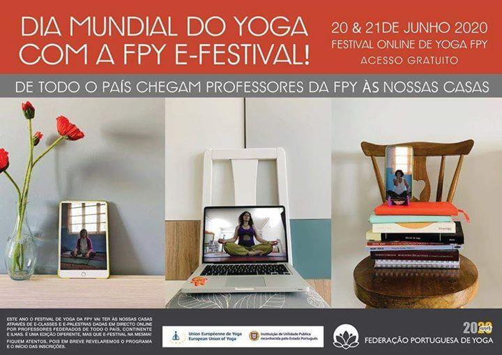 Festival Online de Yoga FPY