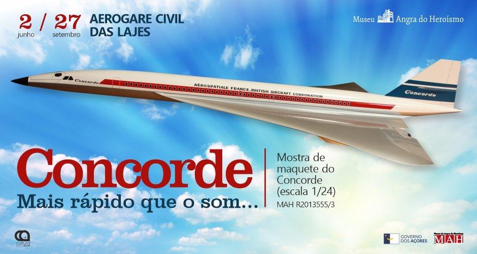 Concorde: Mais rápido que o SOm