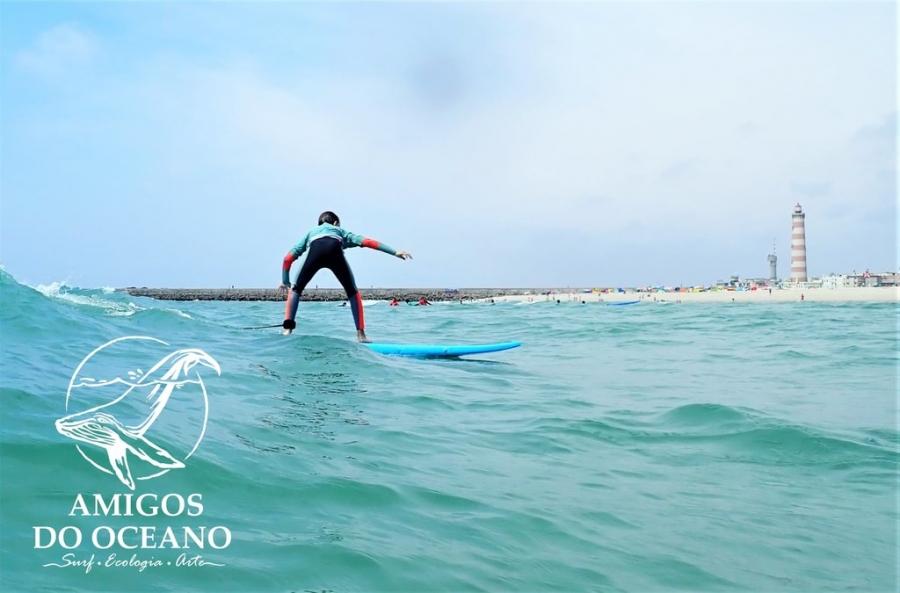 Programa Surf Férias de Verão