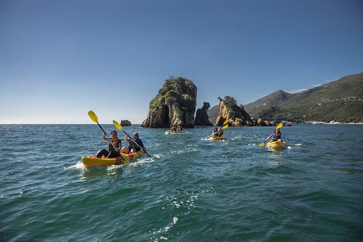 Canoagem & Snorkeling - Ínicio Verão 2020