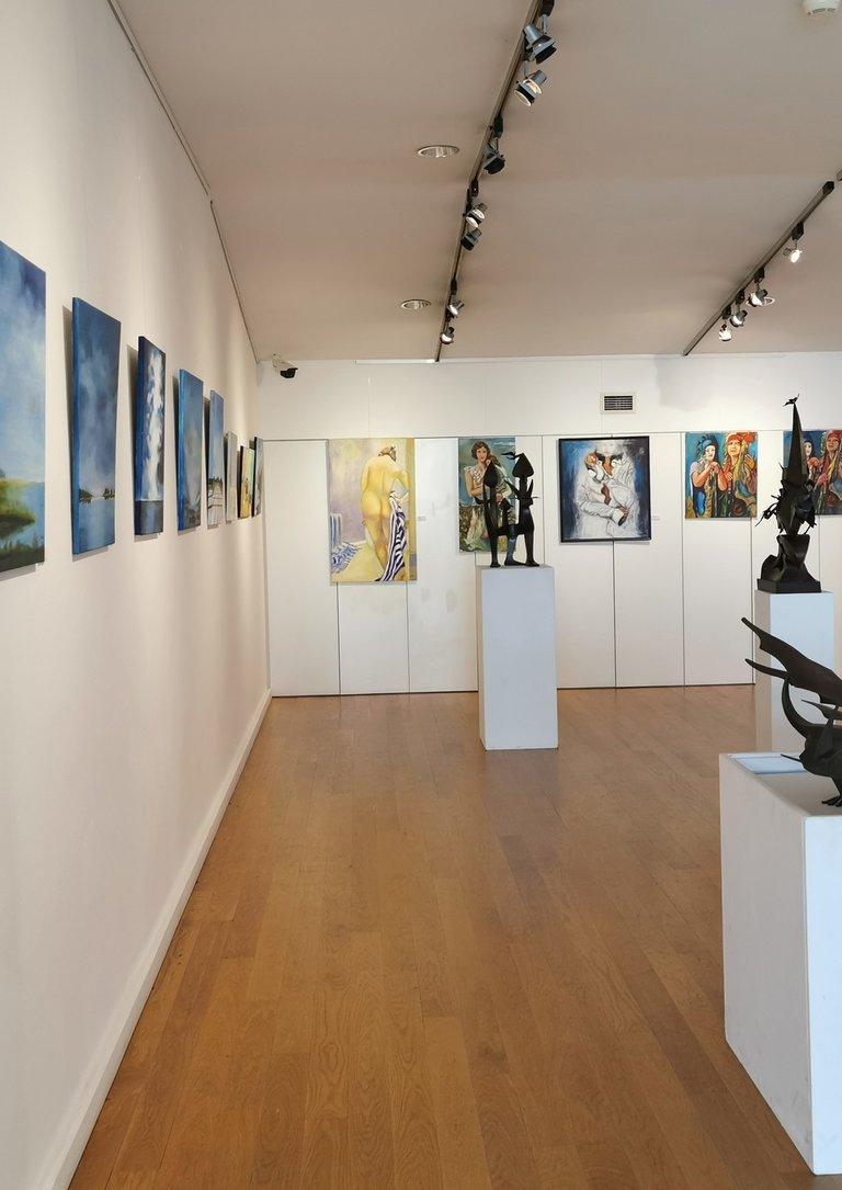 'Desconfinando com Arte'