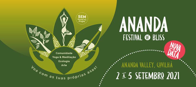 Ananda Festival of Bliss 2021