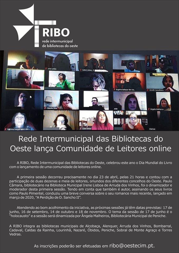 COMUNIDADE DE LEITORES ONLINE