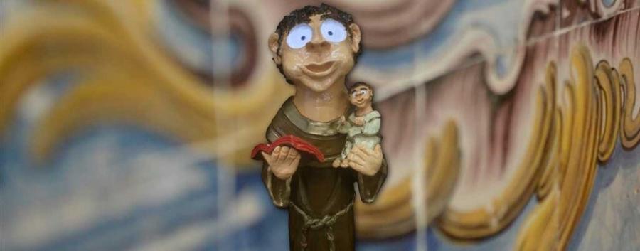 Santo António // Artesanato de Barcelos