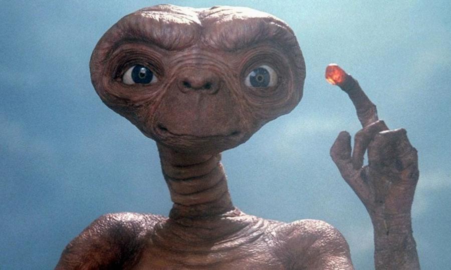 E.T. – O EXTRA-TERRESTRE