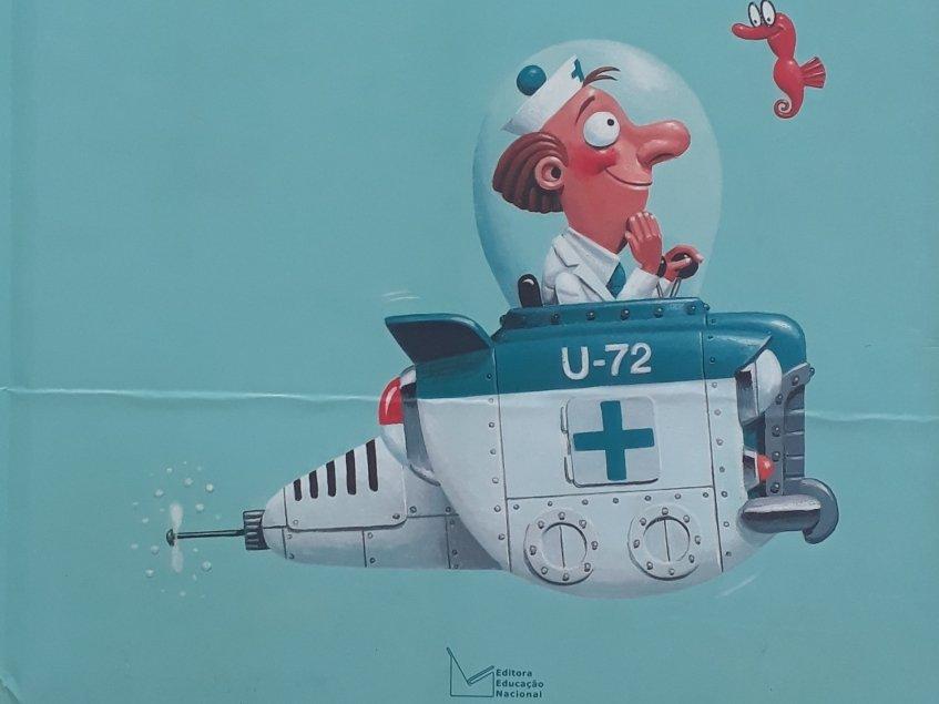 O médico do mar