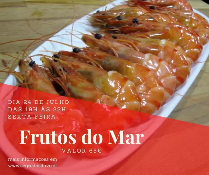 Frutos do Mar - Pós Laboral