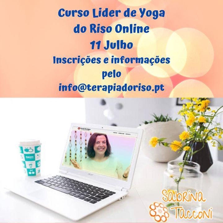 Curso Líder de Yoga do Riso - Online