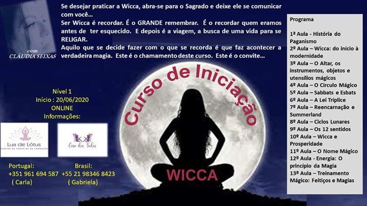 Curso De Iniciação Wicca