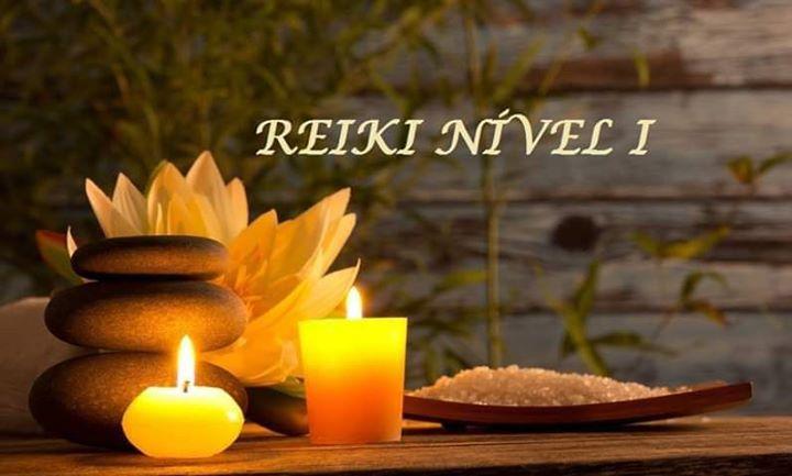 Formação de Reiki Tradicional Nível I (com Módulos Práticos)