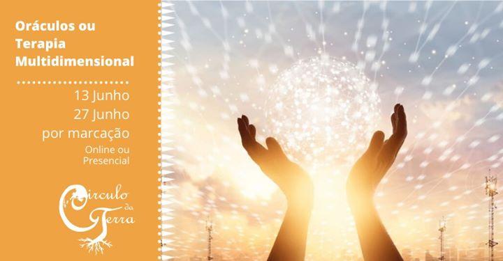 Dia Aberto de Terapias Online e Presencial