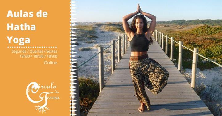 Aulas de Hatha Yoga Online