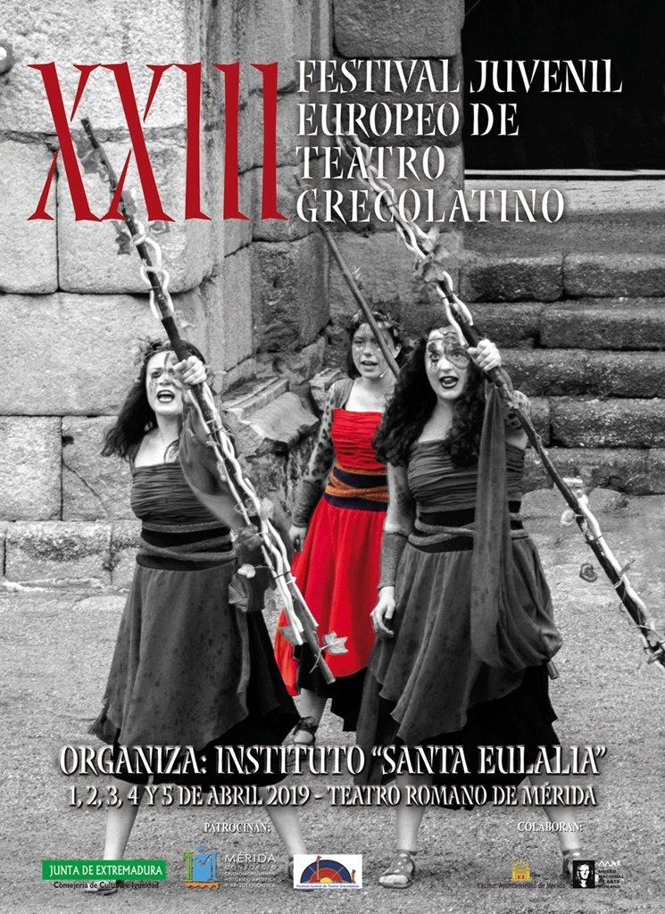 XXIII Festival Juvenil Europeo de Teatro Grecolatino
