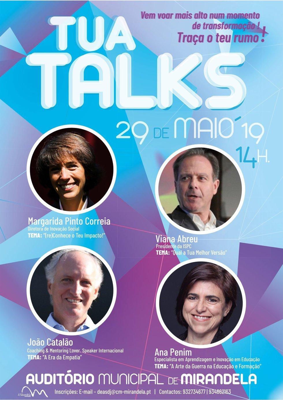 Tua Talks 2019