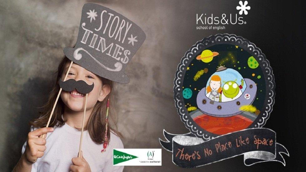Taller de teatro en inglés para niños - Ámbito Cultural de Badajoz