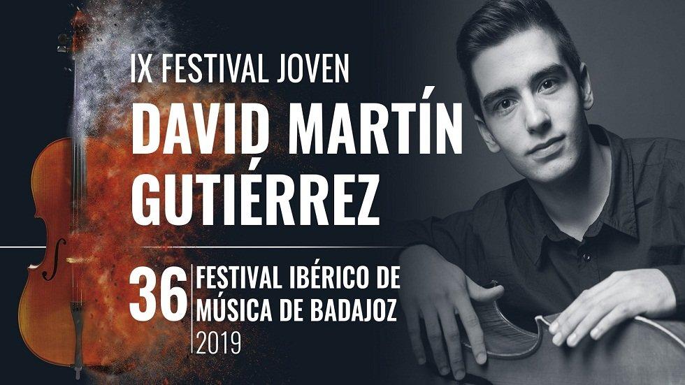 Concierto de David Martín Gutiérrez - FIMB