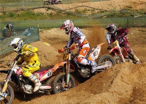 Motocross na Cortelha