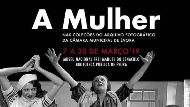 Exposição 'A Mulher Nas Colecções do Arquivo Fotográfico da CME'
