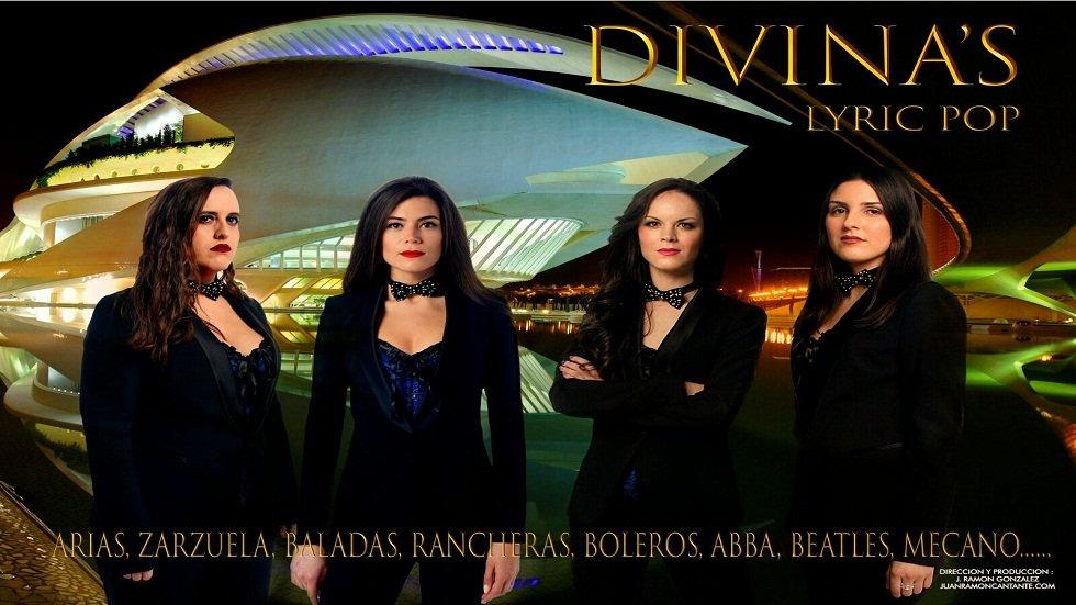 Divina\'s Lyric Pop - Noches de verano. Teatro y música