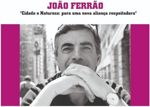 """Conferência """"Horizontes do Futuro"""", com João Ferrão"""