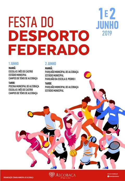 desporto :: Festa do Desporto Federado