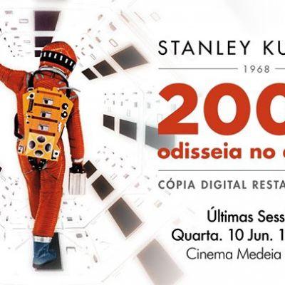 2001: Odisseia no Espaço - Cópia Restaurada, 4K | Cinema Nimas