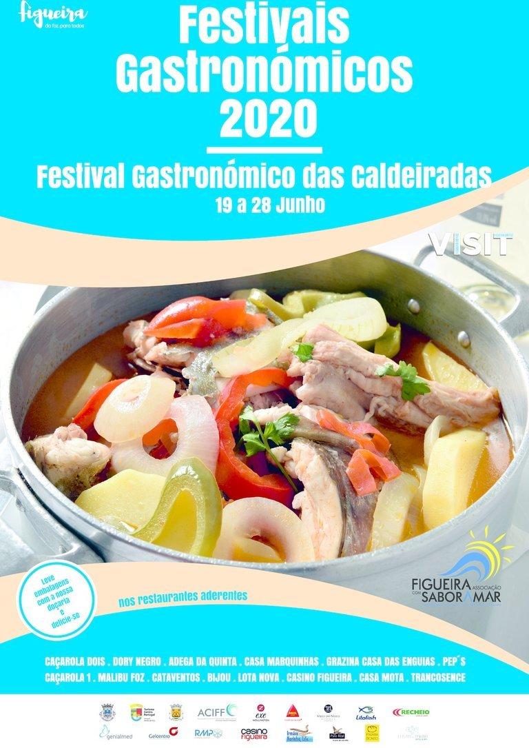 Festival Gastronómico das Caldeiradas