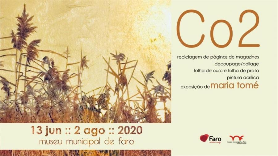 CO2 - Exposição de Maria Tomé