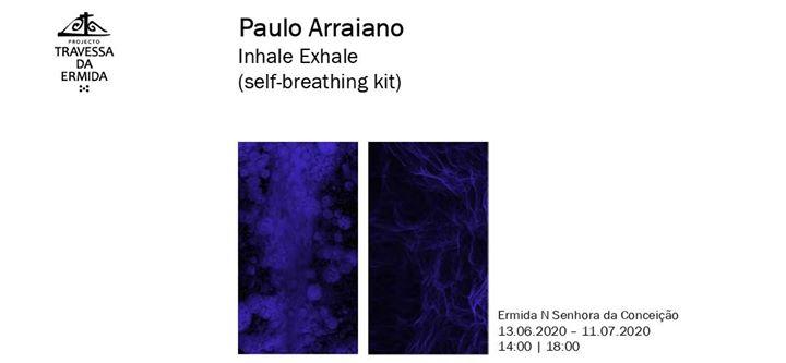 Inhale Exhale (self-breathing kit)   Paulo Arraiano