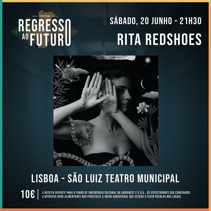 Rita Redshoes - São Luiz Teatro Municipal