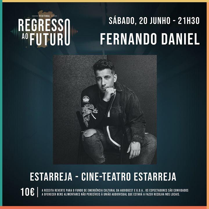 Fernando Daniel - Cine-Teatro Estarreja