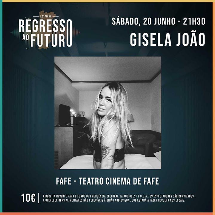 Gisela João - Teatro Cinema de Fafe