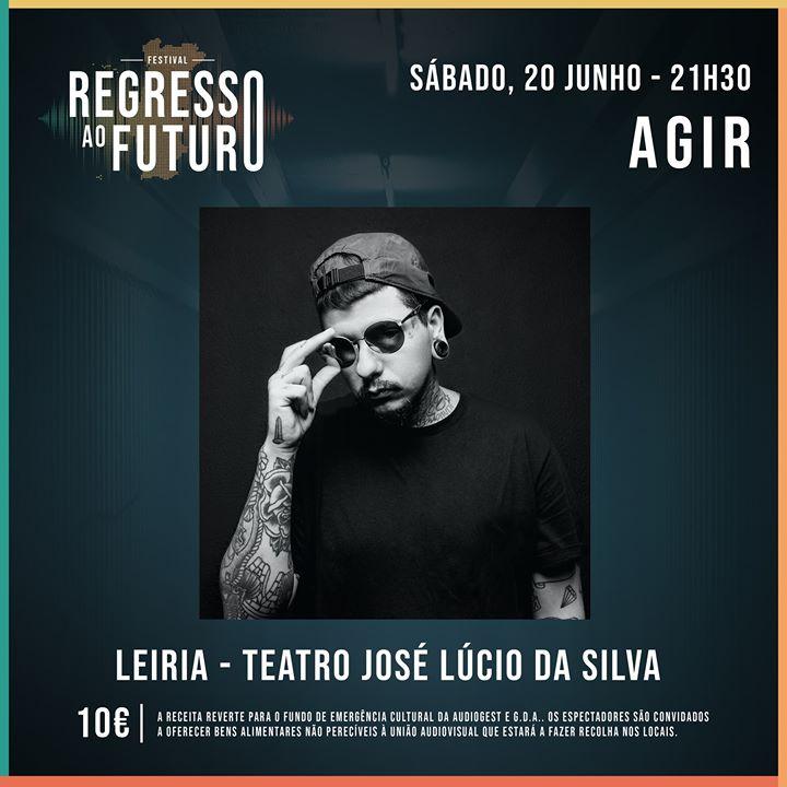 Agir - Teatro José Lúcio da Silva