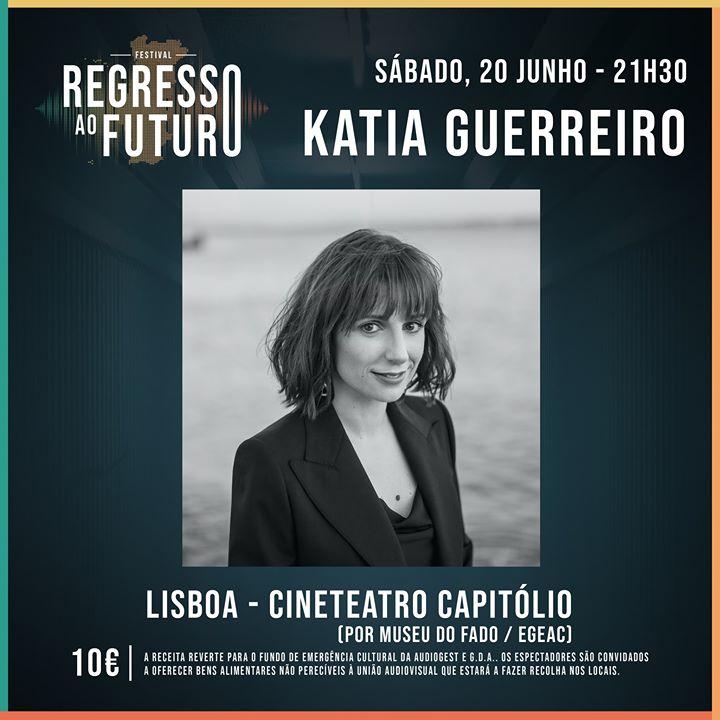 Katia Guerreiro - Capitólio (Por Museu do Fado_Egeac)