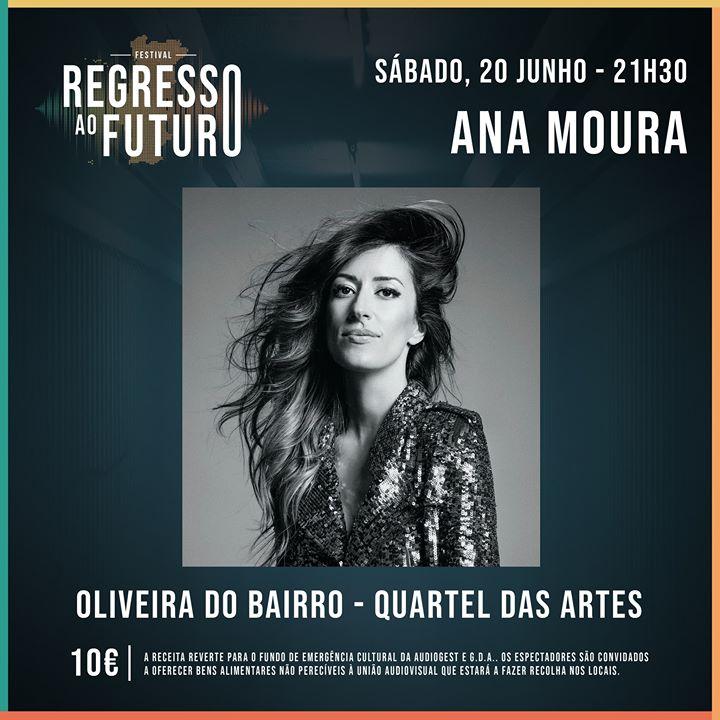 Ana Moura - Quartel das Artes