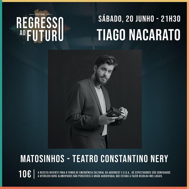 Tiago Nacarato - Teatro Municipal de Matosinhos Constantino Nery