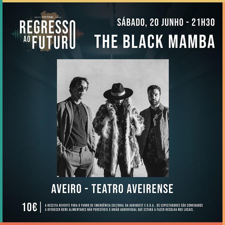 The Black Mamba - Teatro Aveirense