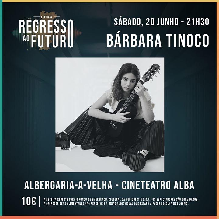 Bárbara Tinoco - Cineteatro Alba