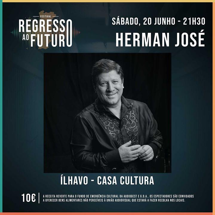 Herman José - Casa Cultura Ílhavo