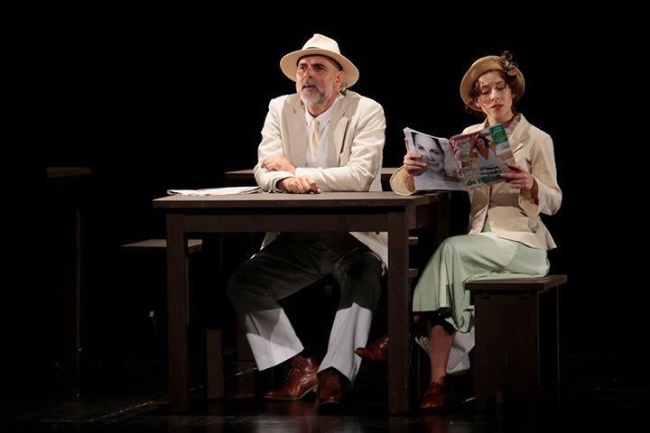 A criatura   Companhia de Teatro de Braga