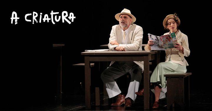 A criatura | Companhia de Teatro de Braga