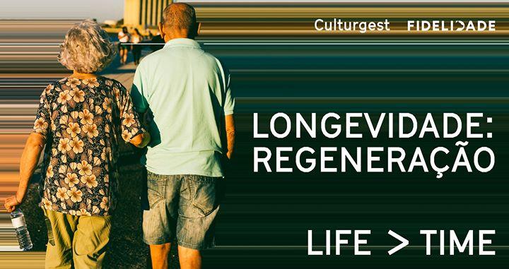 Longevidade: Regeneração | live streaming