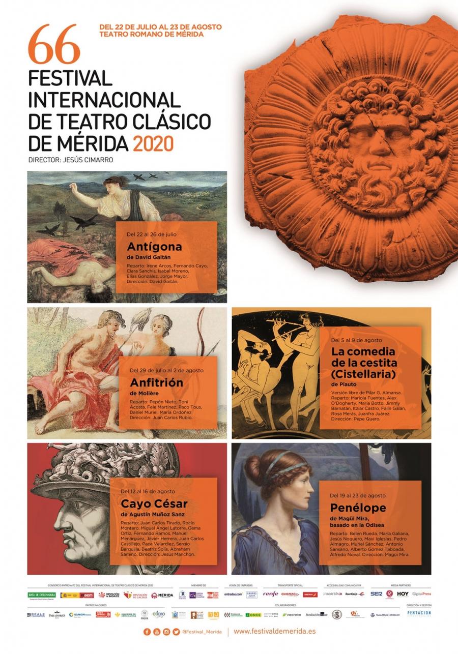 66 Festival Internacional de Teatro Clásico 2020