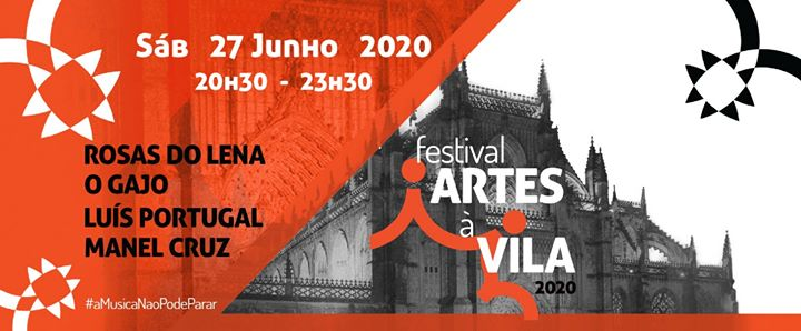 Festival Artes à Vila 2020 [Live Streaming]