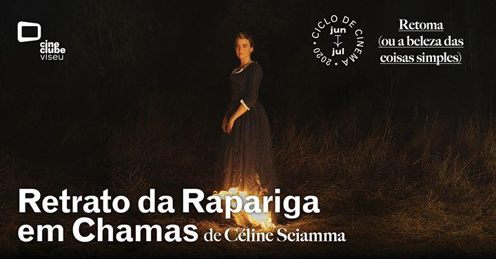 Retrato da Rapariga Em Chamas (Céline Sciamma, 2019)