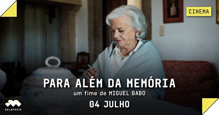Cinema: Para Além da Memória