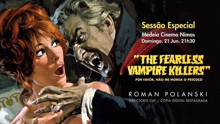 The Fearless Vampire Killers - Director's cut | Nimas