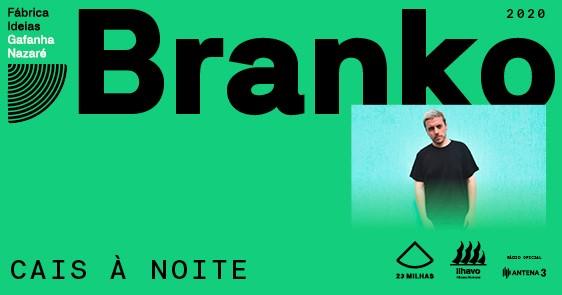 Branko no Cais à Noite
