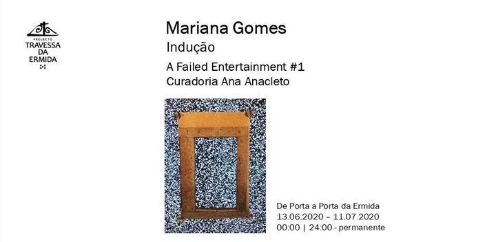 Indução | Mariana Gomes